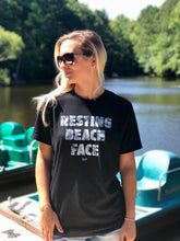 RESTING BEACH FACE -  Short-Sleeve T-Shirt