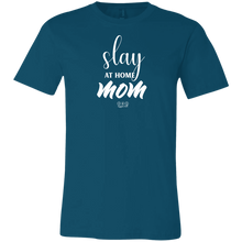 SLAY AT HOME MOM -  Short-Sleeve T-Shirt