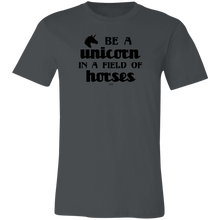 BE A UNICORN - Short-Sleeve T-Shirt