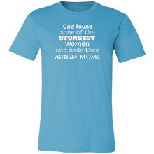 AUTISM MOM -  Short-Sleeve T-Shirt