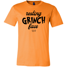 RESTING GRINCH FACE - Short-Sleeve T-Shirt