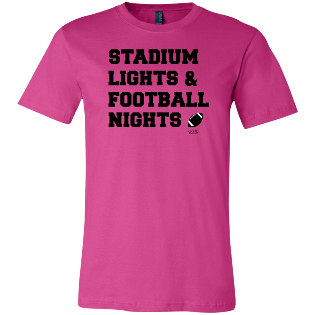 STADIUM LIGHTS - Short-Sleeve T-Shirt