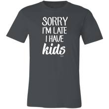 SORRY I'M LATE -  Short-Sleeve T-Shirt