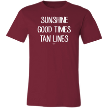 SUNSHINE - Short-Sleeve T-Shirt