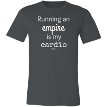 RUNNING AN EMPIRE -  Short-Sleeve T-Shirt