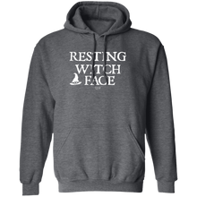 RESTING WITCH FACE - Hoodie