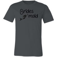BRIDESMAID -  Short-Sleeve T-Shirt