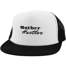 MOTHER HUSTLER - Trucker Hat with Snapback