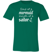 SOUL OF A MERMAID - Short-Sleeve T-Shirt
