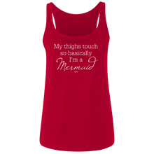 I'M A MERMAID -  Relaxed Jersey Tank