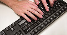 Touch Typing in the 21st Century