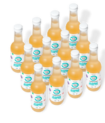 Jasmine Pearl Tea (Case of 12) - Wild Fizz Kombucha brewed in London