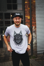 Grey 'Wolf' T-Shirt - limited stock!