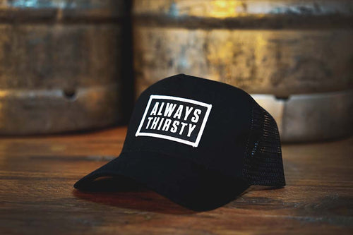 Wolfpack 'Always Thirsty' Trucker Cap