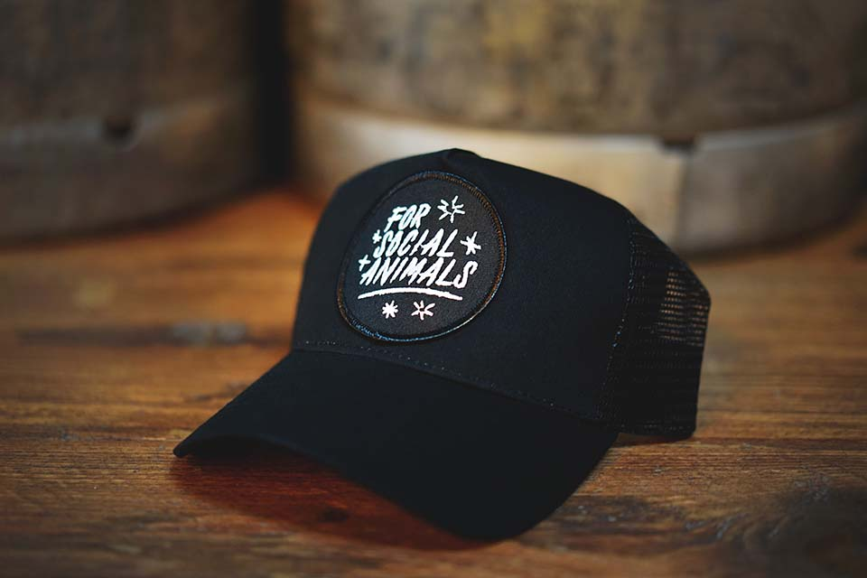 Wolfpack 'Social Animals' Trucker Cap
