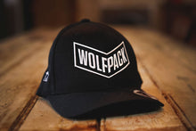 Wolfpack 'Performance' Black Cap
