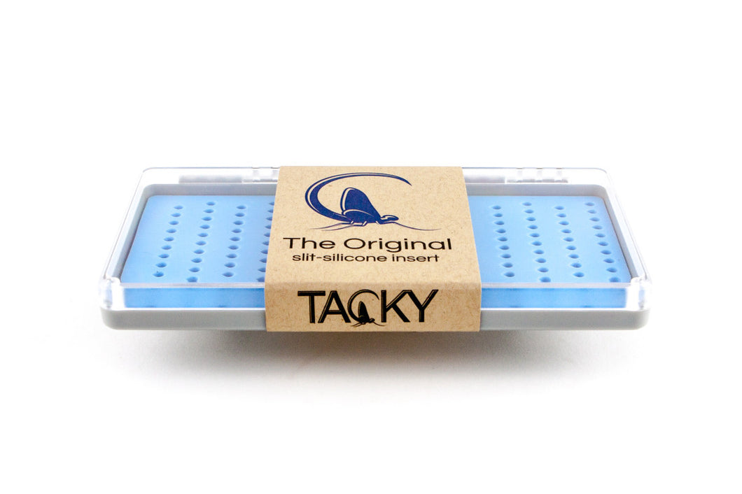 The ORIGINAL Tacky Fly Box