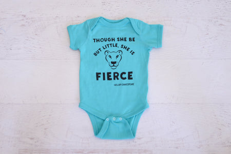 Fierce Onesie