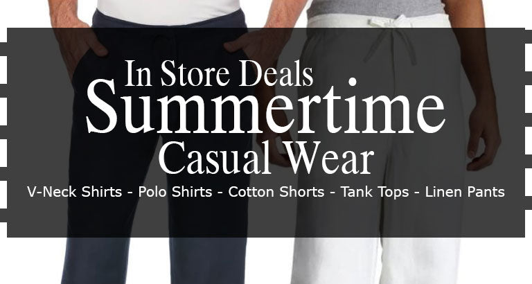 Clothing - NYMSuits - May 2021 Summertime Deals