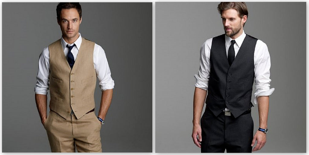 Your Guide to Wearing Men's Vests – New York Man Suits
