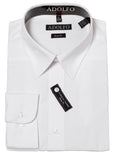 Adolfo Mens Slim Fit Dress Shirt - AF104