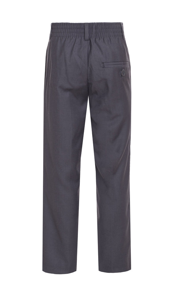 Ferrecci Boys Ezra Light Grey Dress Pants - Ferrecci USA