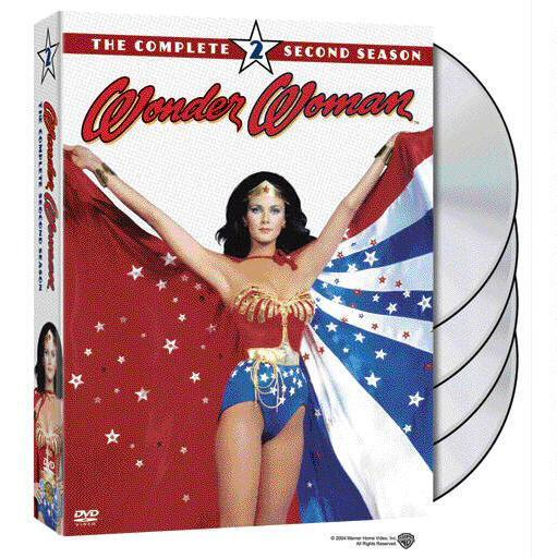 Wonder Woman: The Complete Second Season (DVD)