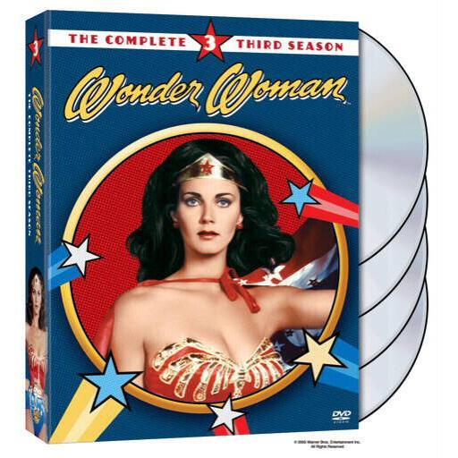Wonder Woman: The Complete Third Season (DVD)