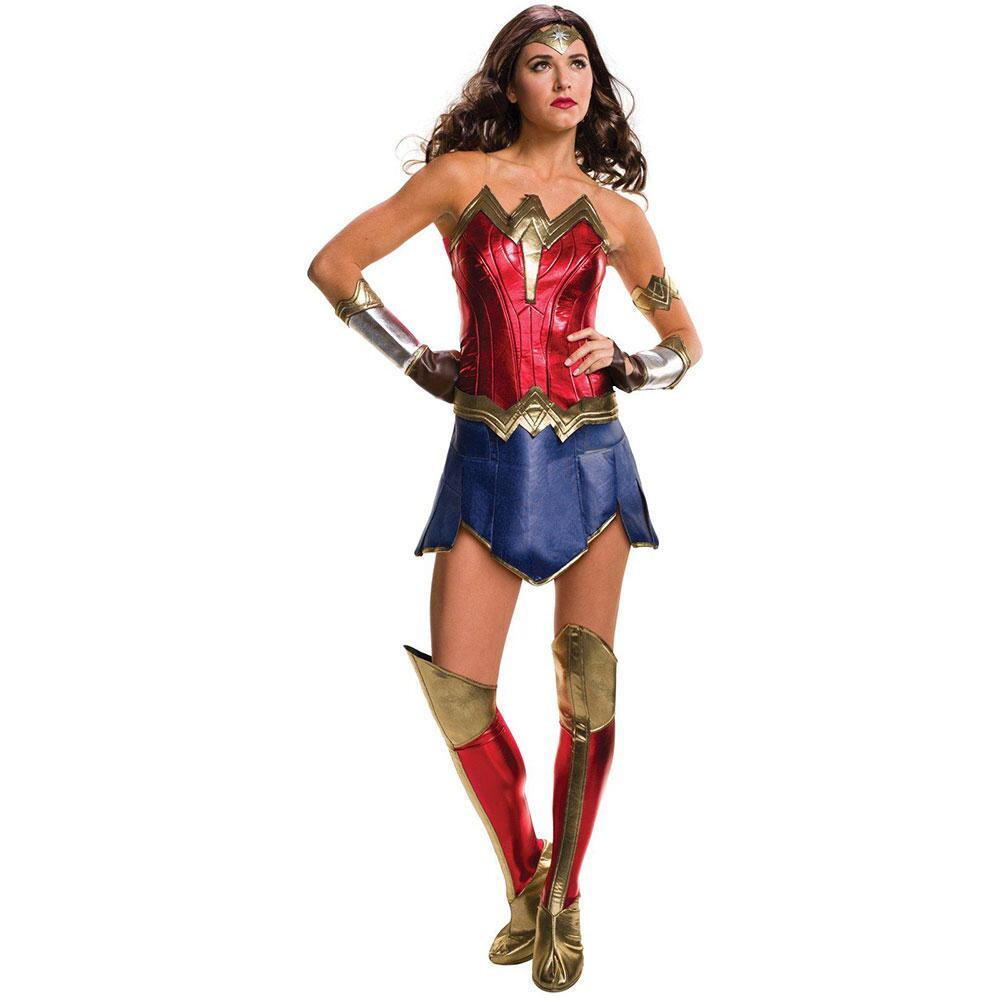 Batman v Superman: Dawn of Justice Wonder Woman Deluxe Adult Costume