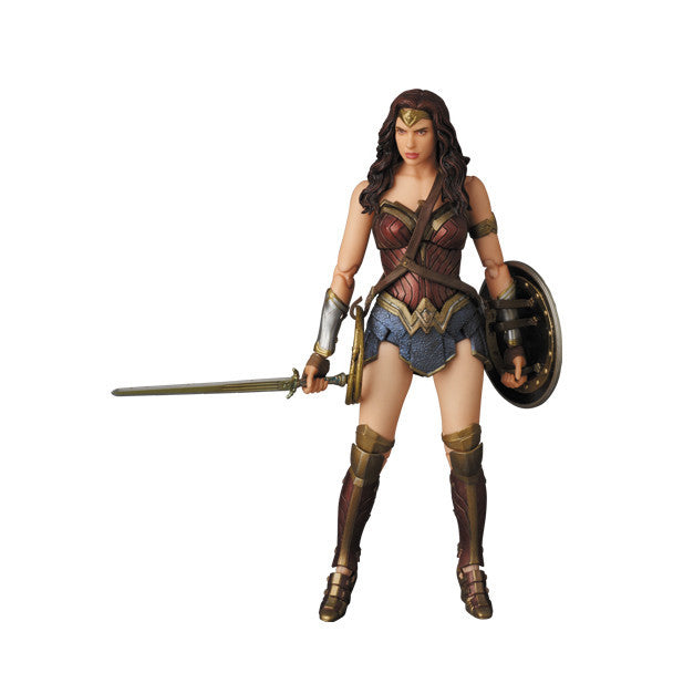 DC Films Batman v Superman: Dawn of Justice Wonder Woman Premium Action Figure