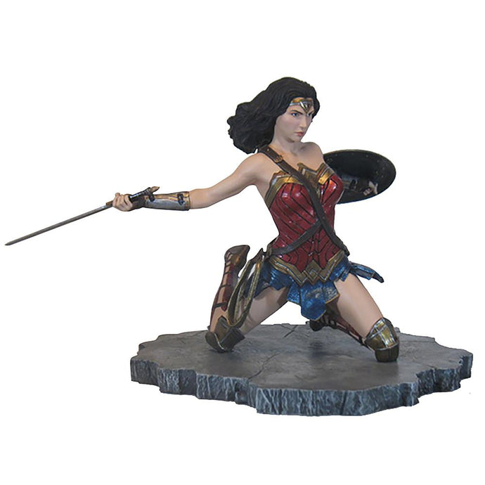 Justice League Movie Wonder Woman Gallery Statue