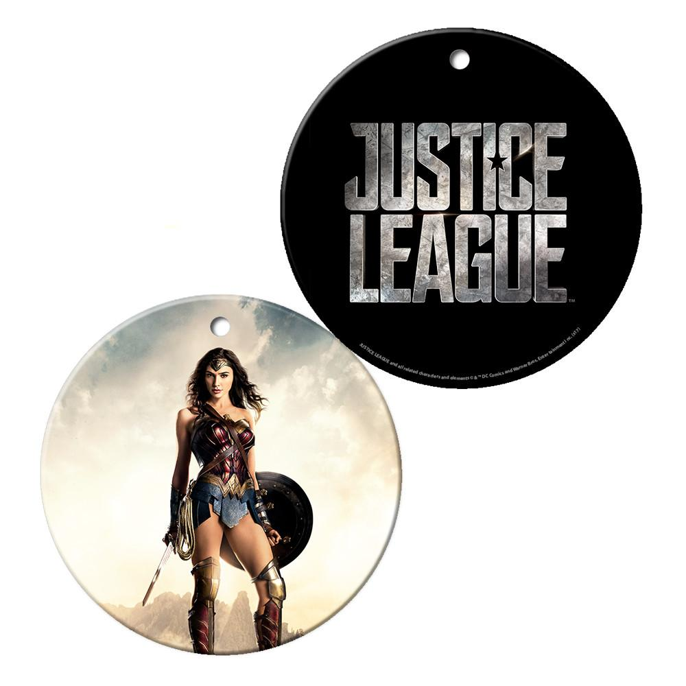 Justice League Movie Wonder Woman Ornament