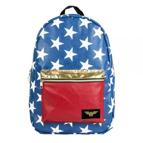 DC Comics Wonder Woman PU Backpack