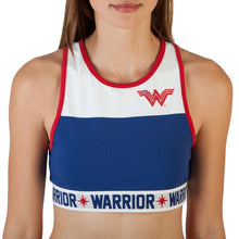 Wonder Woman Movie Sports Crop Top