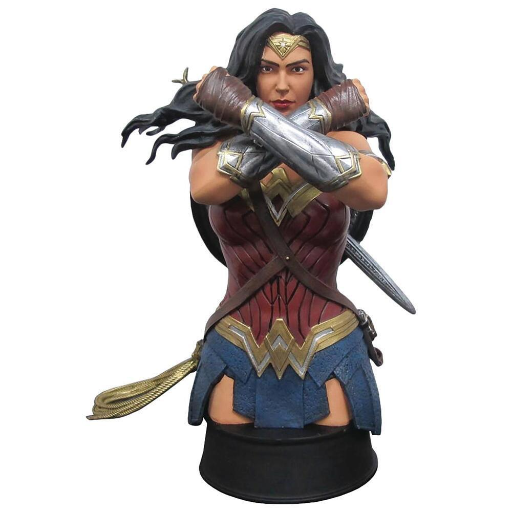 Wonder Woman Movie Wonder Woman Bust