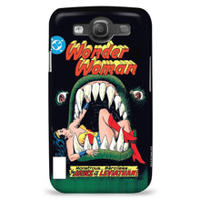 Wonder Woman Jaws Phone Case for iPhone and Galaxy