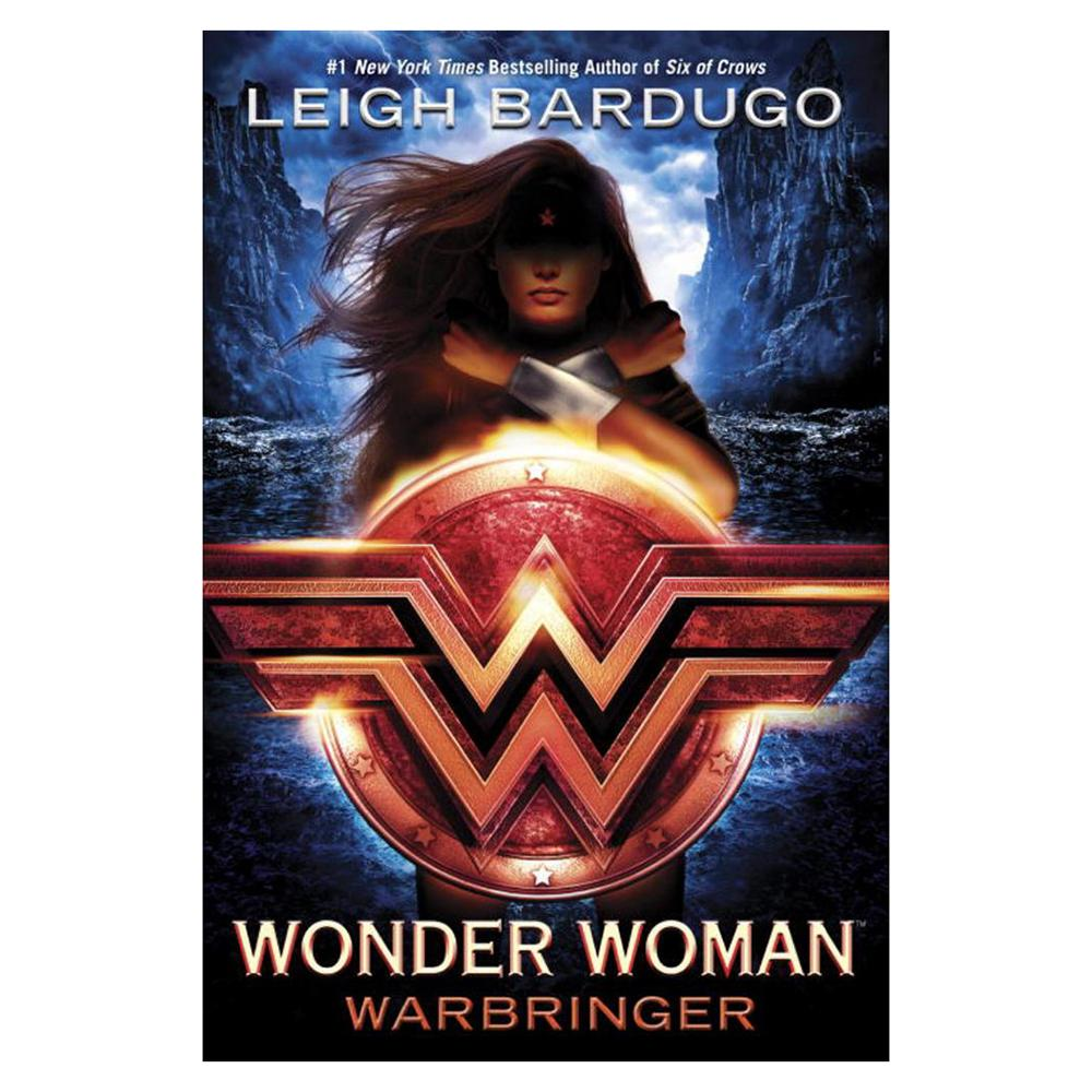Wonder Woman: Warbringer (DC Icons Series) (Hardcover)
