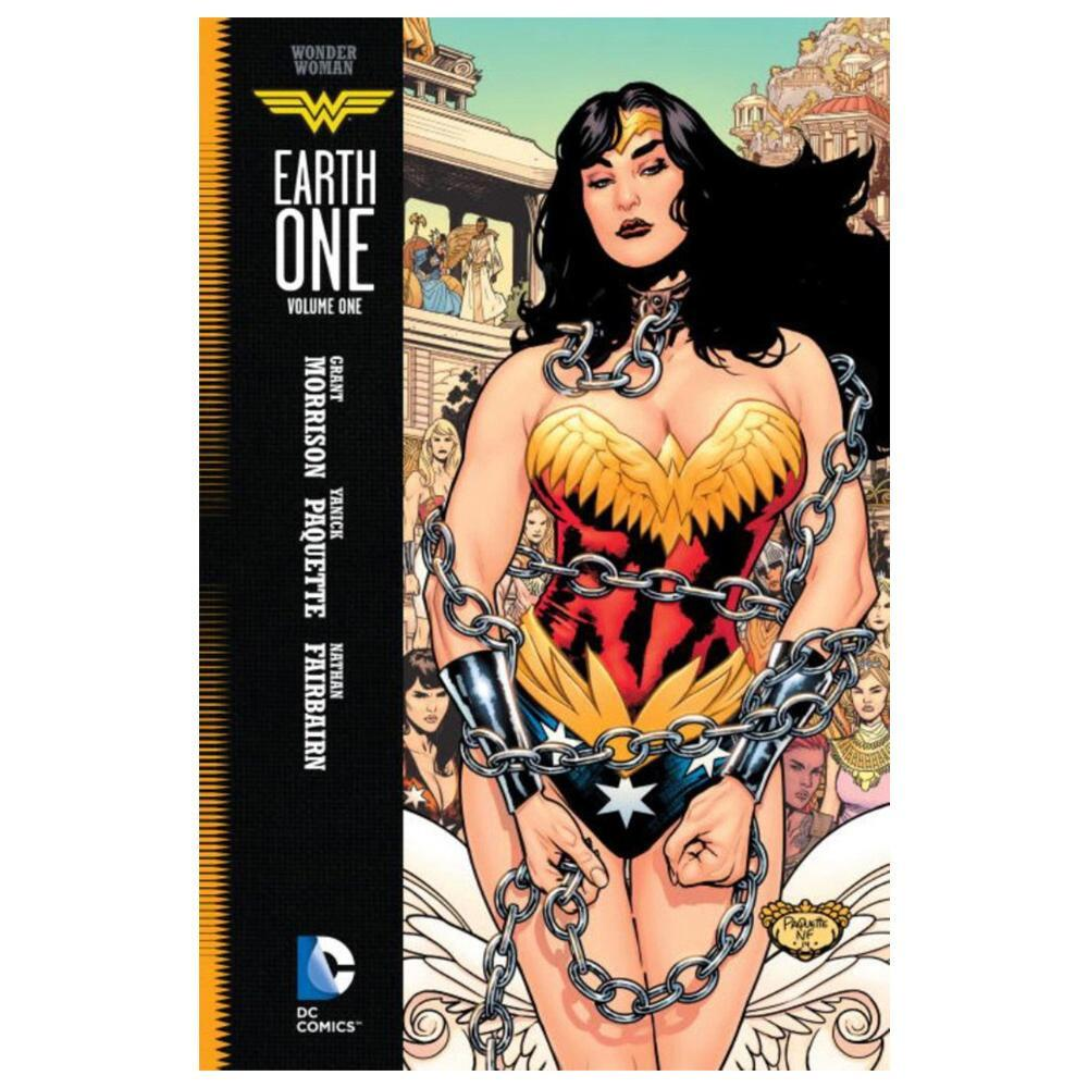 Wonder Woman: Earth One Vol. 1 (Paperback)