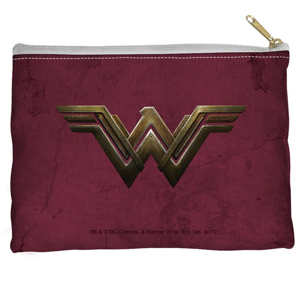 Wonder Woman Movie Emblem Accessory Pouch