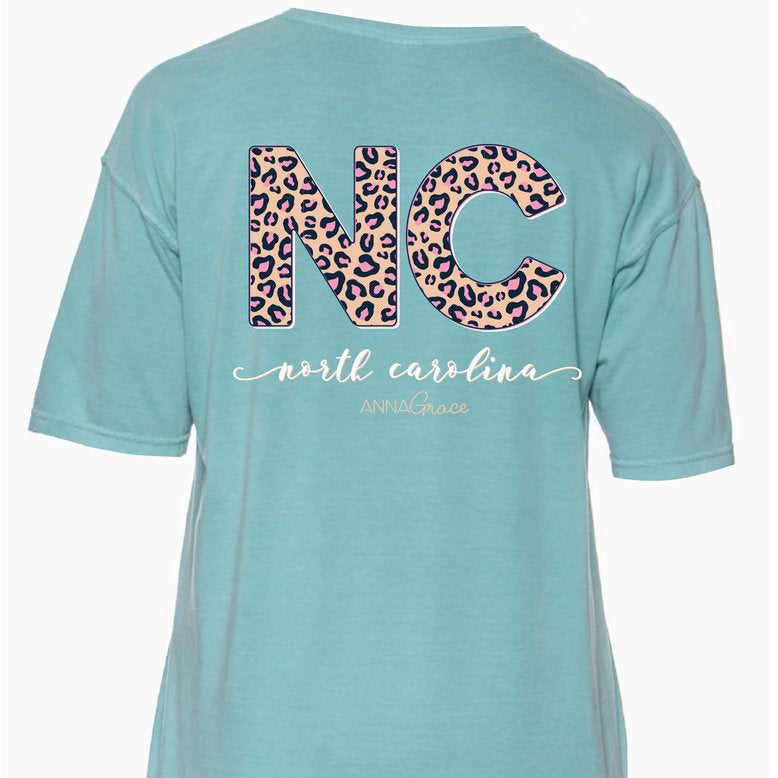 NC Cheetah - Short Sleeve