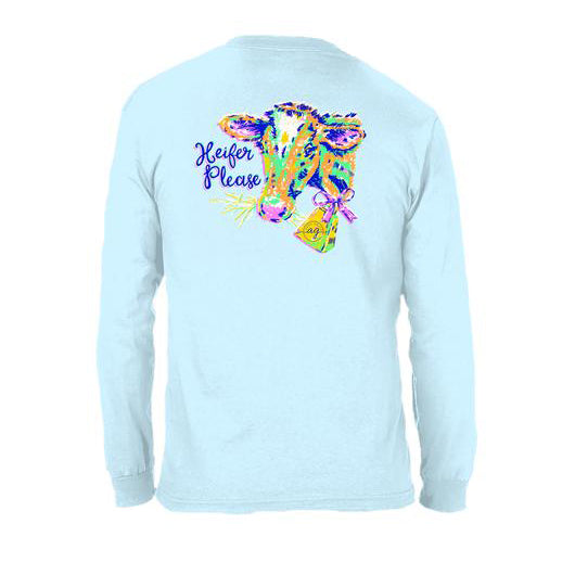 Heifer Please - Long Sleeve