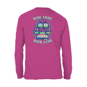 Wag More - Long Sleeve
