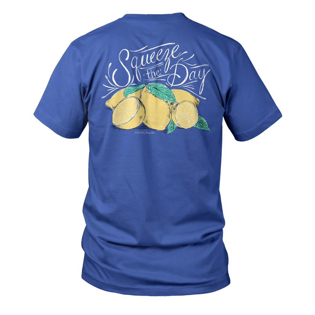 Squeeze The Day - Short Sleeve