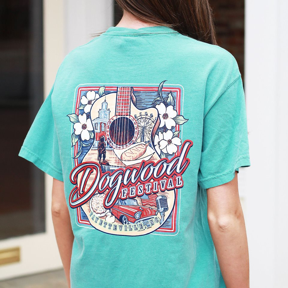 Dogwood Festival - Collection - Short Sleeve