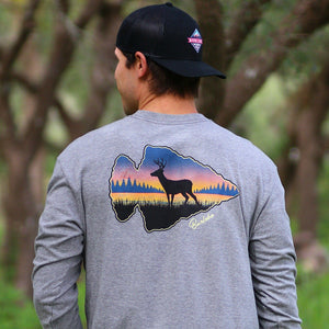 Arrowhead Deer - Long Sleeve