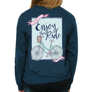Enjoy the Ride - Long Sleeve Shirt