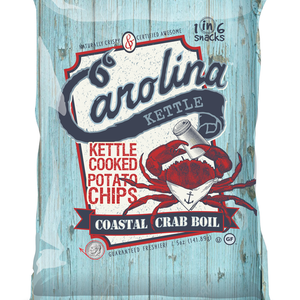 Coastal Crab Boil - Potato Chips