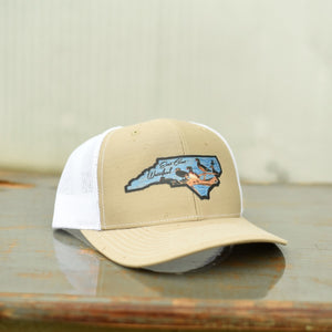 North Carolina Wood Duck - Trucker Hat