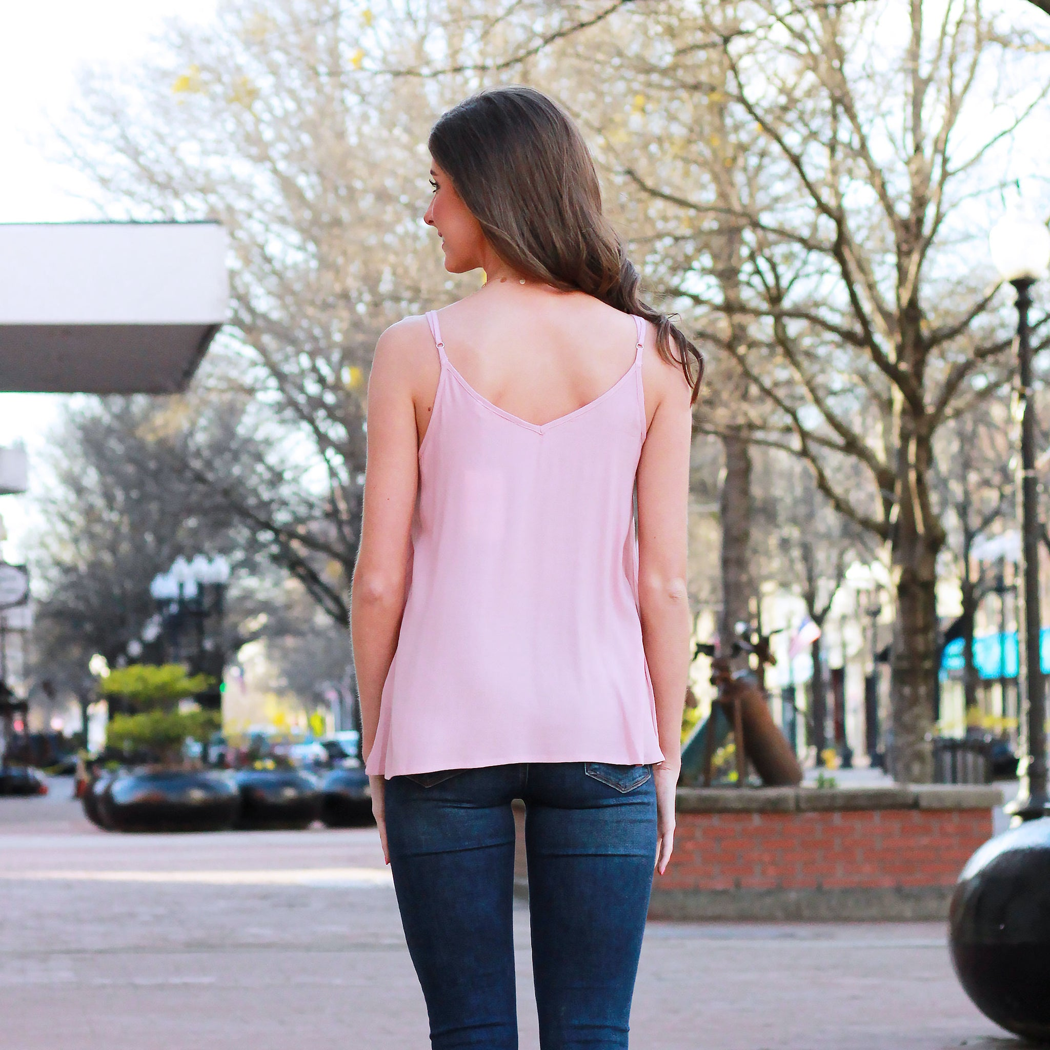 Dogwood - Tank Top - Blush