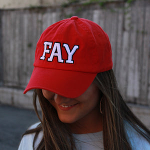 FAY - Unstructured Hat